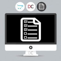 گزینه های محصول در صفحه لیست محصولات