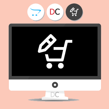 Edit product options in the cart